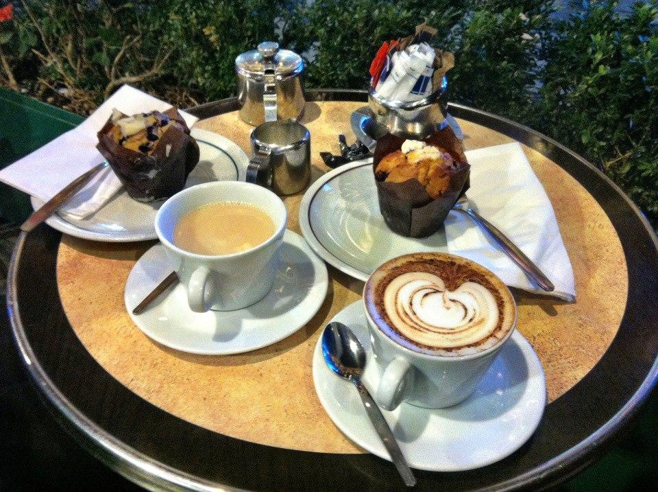 Cafe Fiori Leicester Square Menu