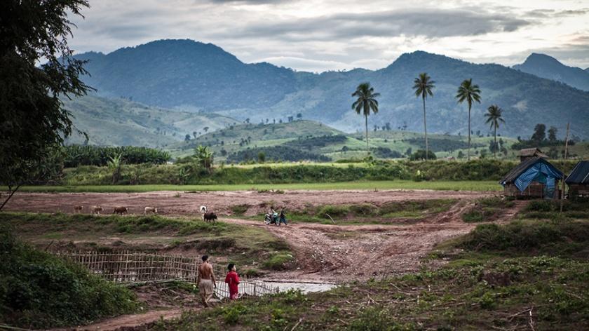 North-Laos
