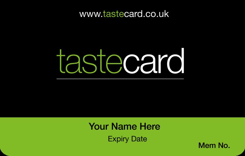 Taste-Card