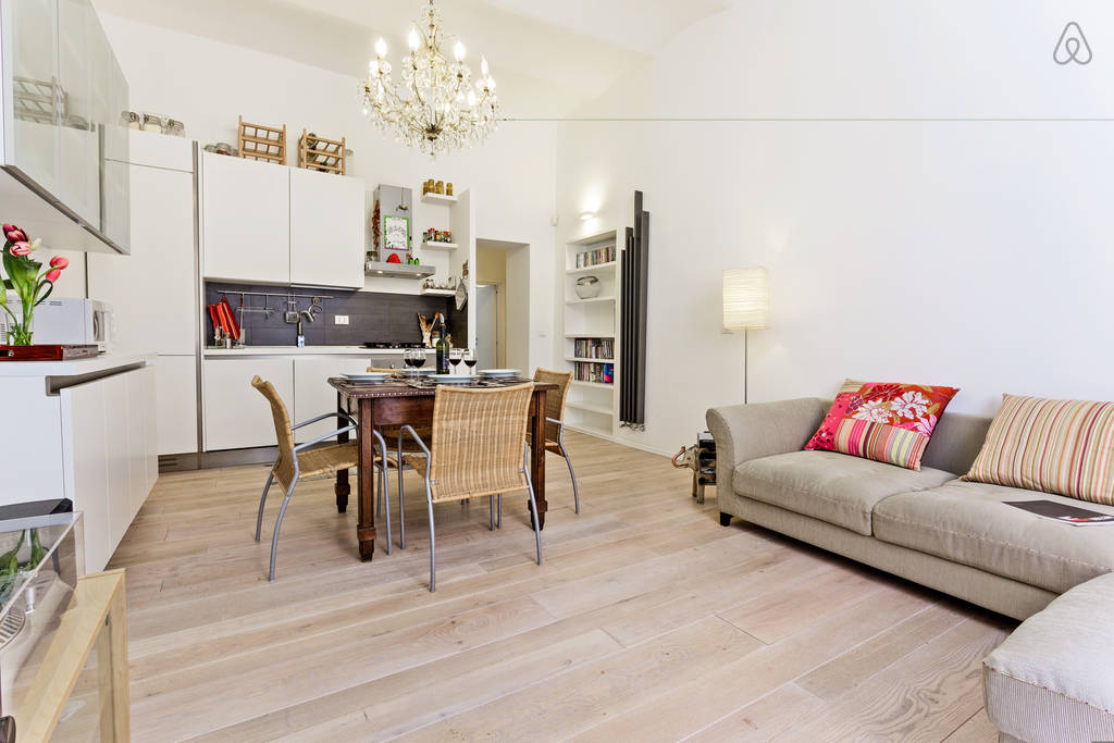 Airbnb apartments in rome 100 days of sunshine for Airbnb apartments