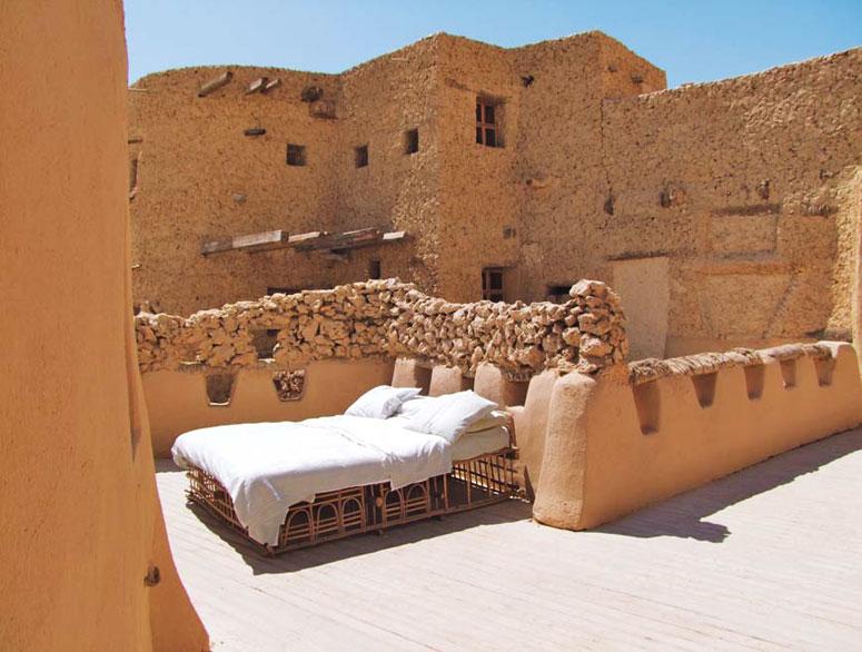 Adrère Amellal Desert Ecolodge