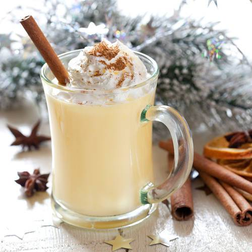 Desserts of the world puerto rico 100 days of sunshine - Traditional eggnog recipe holidays ...