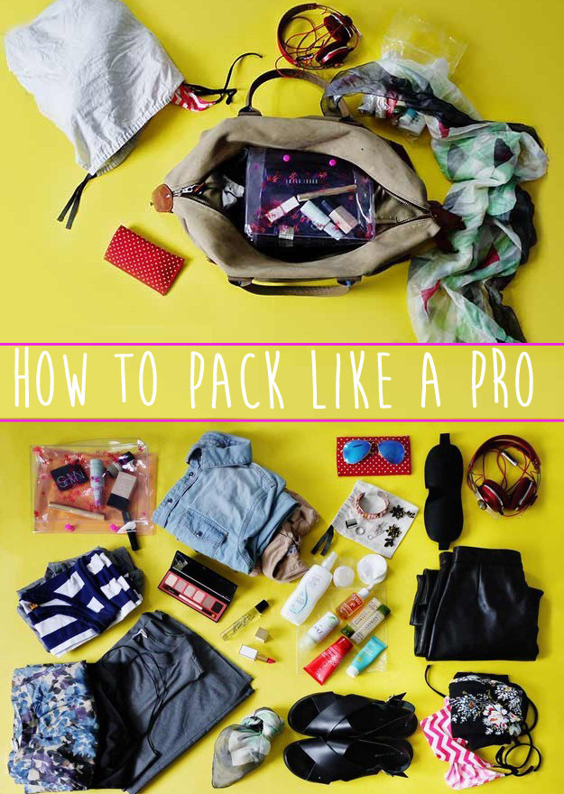 pro packing