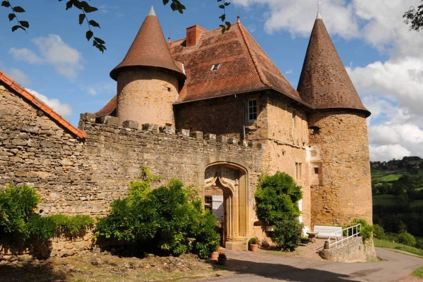 Château de Barnay - South Burgundy