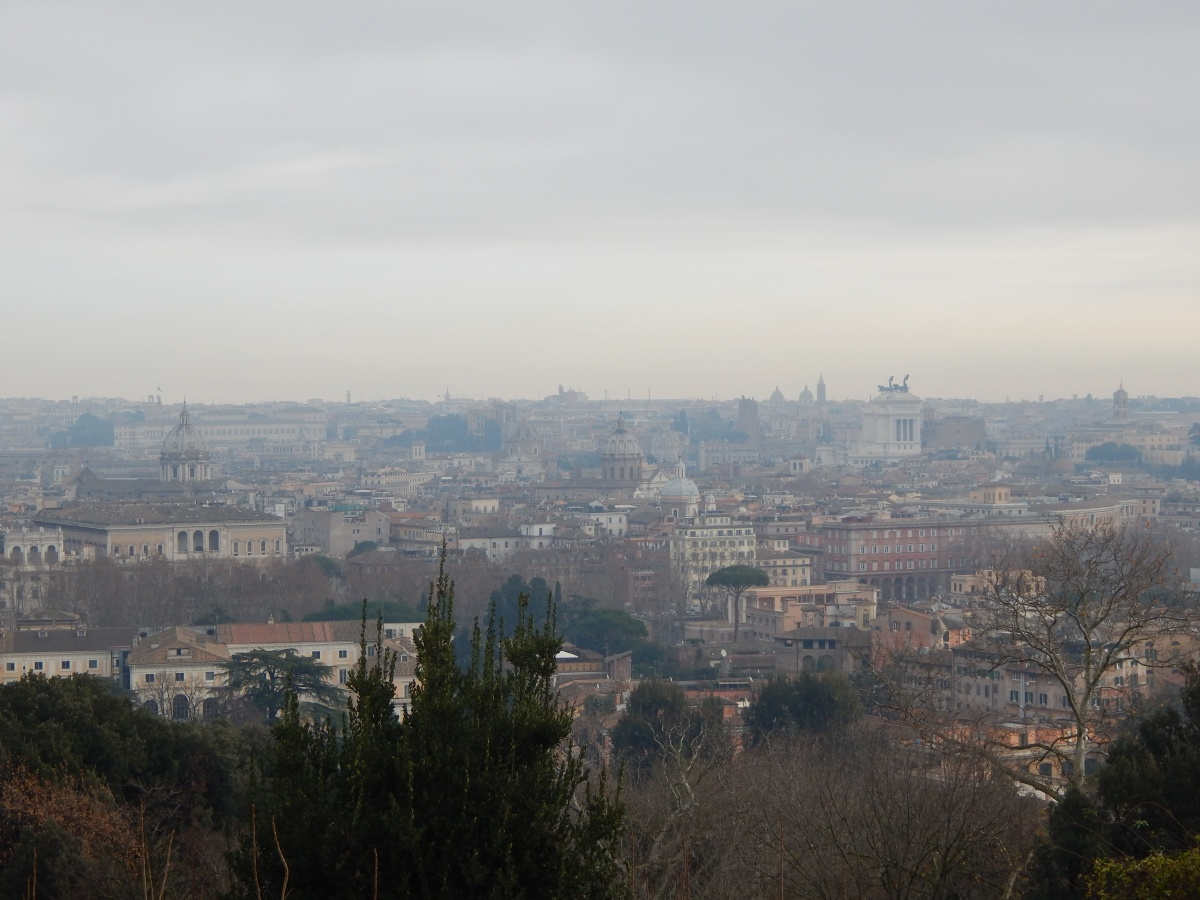 Weekly Photo Challenge: Early Bird (in Rome)