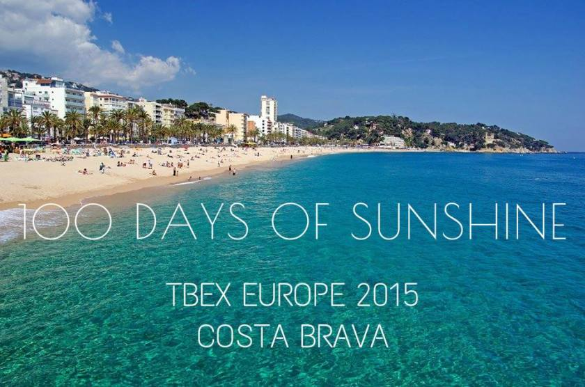 100 Days of Sunshine Costa Brava