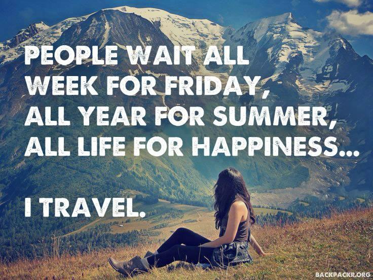 inspirational travel quotes 100 days of sunshine