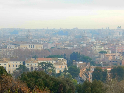 Best City Views: Gianicolo, Rome, Italy