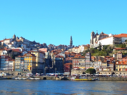 Best Walking City: Porto, Portugal