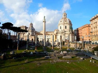 Best City: Rome, Italy