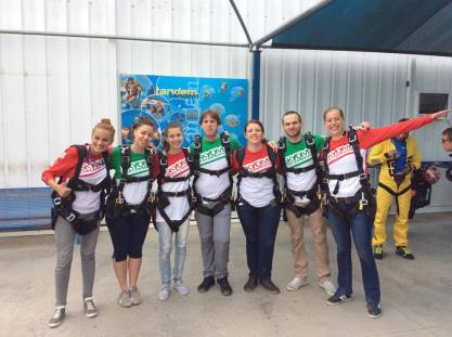 Best Adventure: Skydiving Empuriabrava