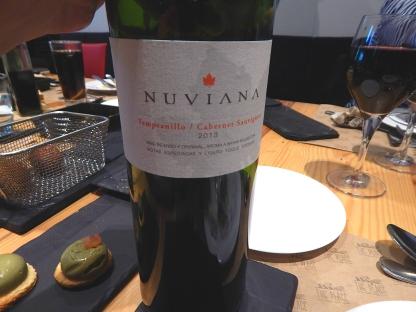 Best Wine: Spanish Red