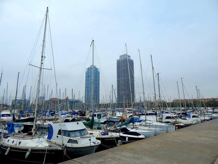 Olypmic Port Barcelona