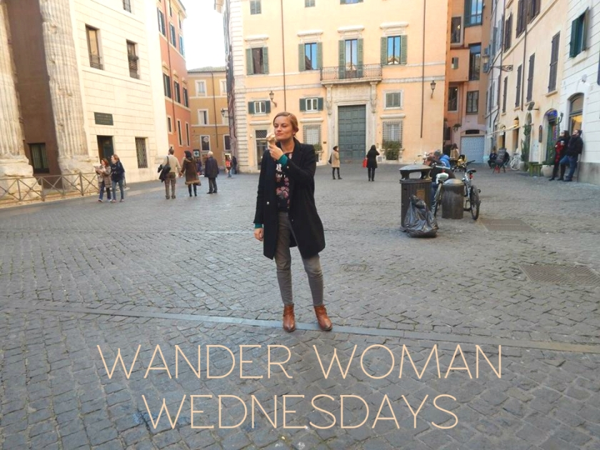 Wander Woman Wednesdays