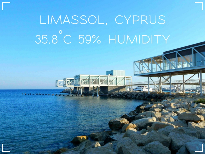 Limassol Weather