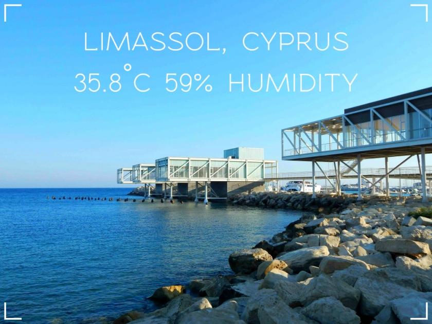 Limassol Weather