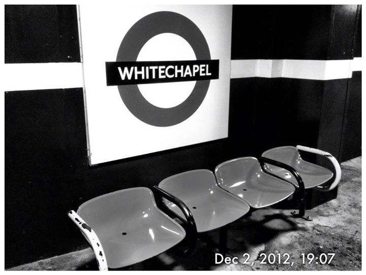 Whitechapel Station 2
