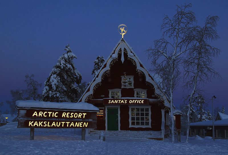 How to plan an unforgettable christmas in lapland 100 days of sunshine arctic solutioingenieria Choice Image