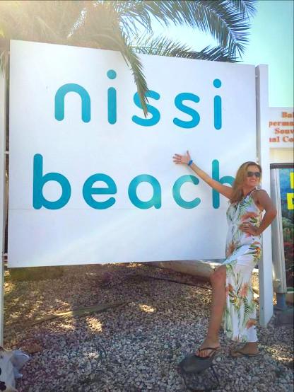 Nissi sign