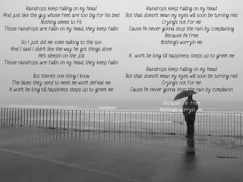 raindrops lyrics