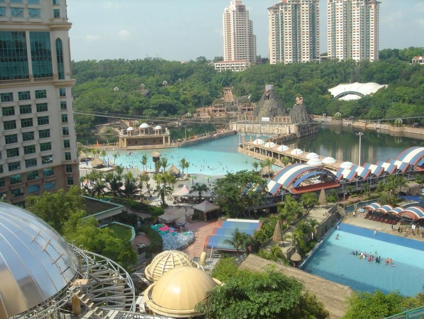 Sunway Lagoon Malaysia